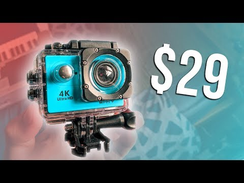 Cheap 4K Action Camera - Worth It in 2019? SJ9000 Camera Review!