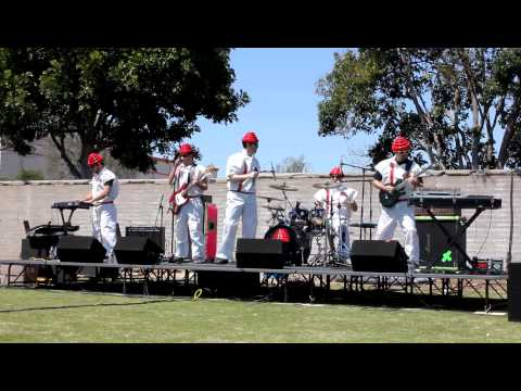 Devo cover band - WHIP IT