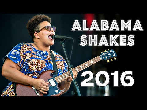 Alabama Shakes - LIVE Full Concert 2016