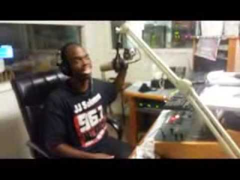 Freddy King The Living Legend ~ 96.7 The Block Interview with JJSolomon