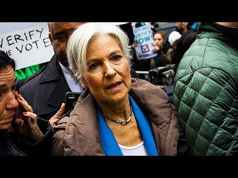 Jill Stein Targeted By Russia Investigation