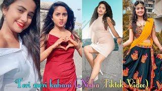 Nisha_guragain teri meri kahani nice performance tiktokwala tiktok video only lover i hope ki aap ko is pasand aayegi --------------------------...