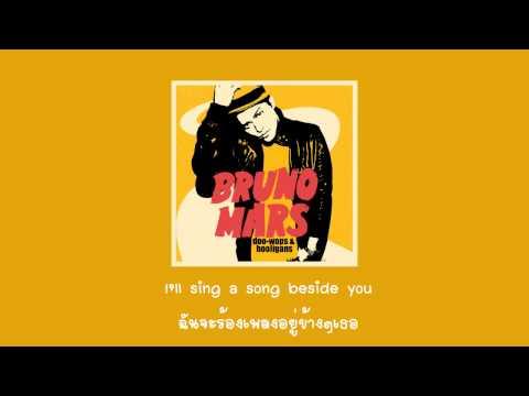 [Sub Thai] Bruno Mars - Count on me