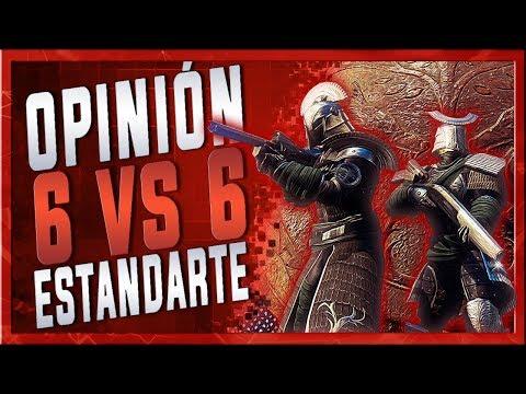 Destiny 2: Opinión sobre el nuevo Estandarte de Hierro 6vs6