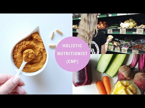 WHY I BECAME A HOLISTIC NUTRITIONIST (CNP)