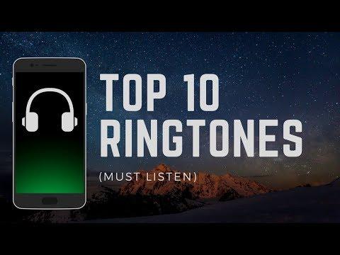 Top 10 insane ringtones