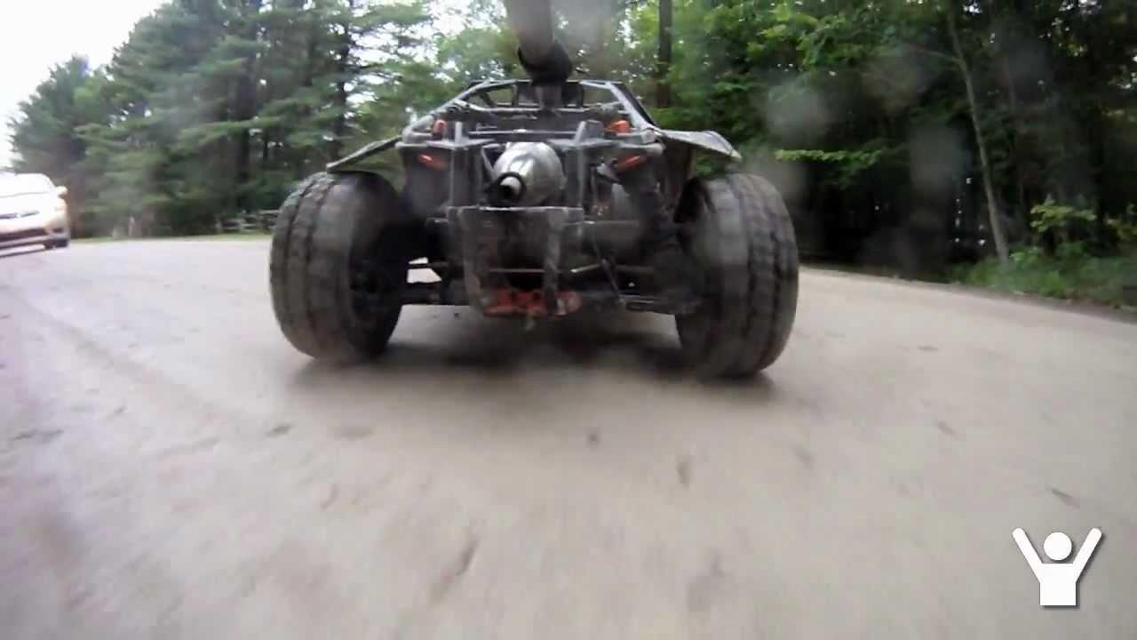 The Worlds Biggest Car >> BIGGEST RC CAR hpi - YouTube
