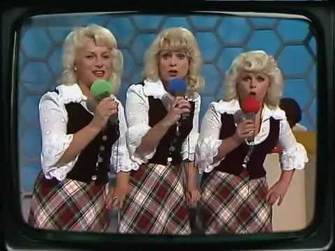 Jacob Sisters - Du süsser kleiner Dicker (Jacob-Sisters-Song) 1976