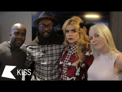 will.i.am & Paloma Faith talk The Voice, Karaoke, Industry Advice & more (Full Length)