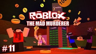 USING SPAM KNIFE (Roblox: The Mad Murderer #11)
