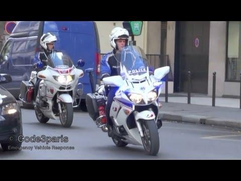 police motorcycles yamaha fjr 1300 bmw r 1150 rt p youtube. Black Bedroom Furniture Sets. Home Design Ideas