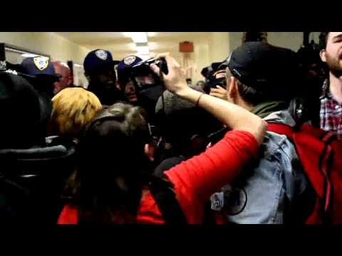 Excessive Force Against Students at Brooklyn College