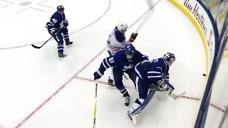 Maple Leafs find yet another way to give up a bad goal