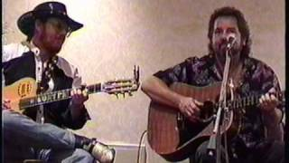 Buster B. Jones and Thom Bresh - Cannonball Rag 1999.