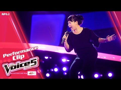 The Voice Thailand - ตุ่น อัฐพร  - Lady Bump -  2 Oct 2016