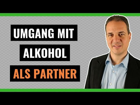 Alkoholismus und Co-Abhängigkeit - Hilfe für Angehörige von Alkoholikern!