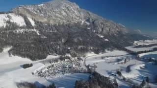 Camping Stadlerhof im Winter