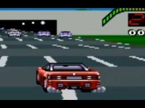 Top Gear (SNES) Playthrough - NintendoComplete