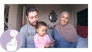 👋 Ny familj i Gravid Vecka för vecka! - Mariam & Moshi vecka 24