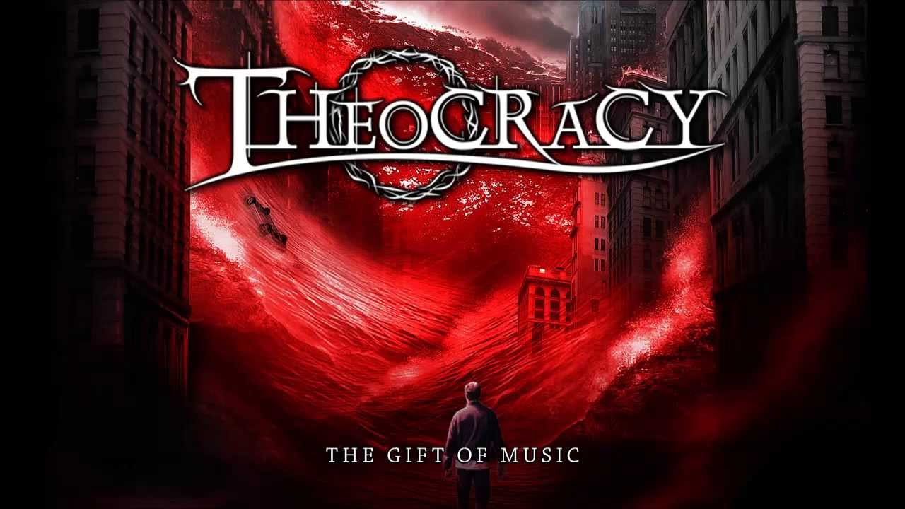 theocracy - the gift of music  with lyrics