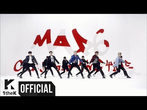 [MV] MAP6 _ Swagger Time(매력발산타임)