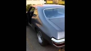 72 GTO Exhaust
