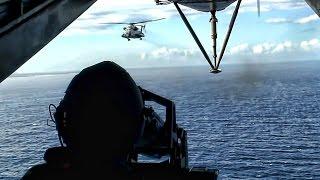 CH-53D Sea Stallions • Ugly Angels Gun Shoot