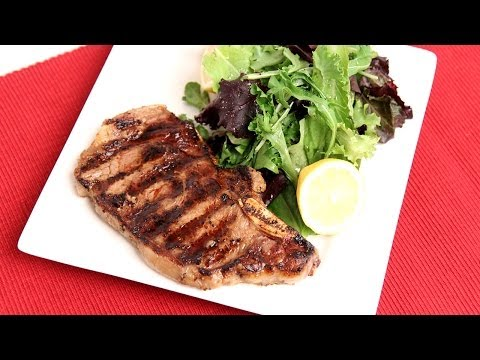 Succulent Marinated Steaks Recipe - Laura Vitale - Laura in the Kitchen Episode 776