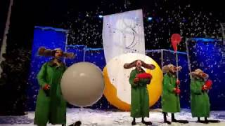 сНЕЖНОЕ шоу Славы Полунина Slava's Snowshow