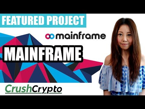 Featured Project: Mainframe (MFT) - Decentralized Messaging Protocol
