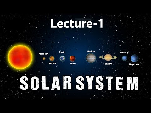 भूगोल Geography Lecture-1 | Our solar System | SSC CGL Preparation