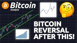 BITCOIN REVERSAL AFTER THIS SIGN!!! TRUST BACK IN THE STOCK MARKETS ?!?
