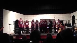 The Way I Am-DB Acapella Choir