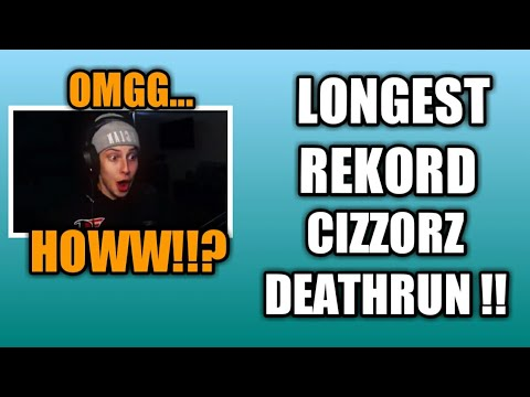 NEW LONGEST REKORD AT CIZZORZ DEATHRUN !! Lv.14 By:Suezhoo