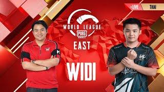 THA  W1D1 - PMWL EAST - League Play PUBG MOB LE World League Season Zero 2020