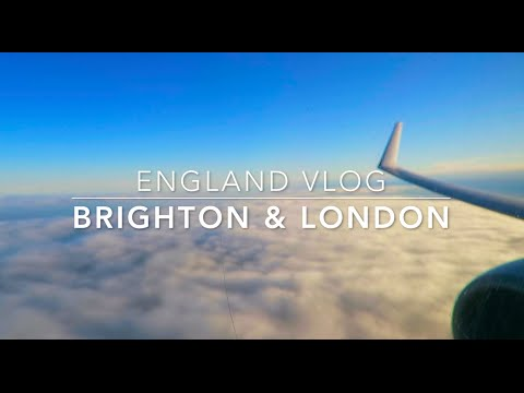Brighton & London VLOG 2016