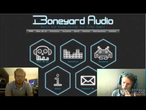 Bit Loaders Sean's Super Saturday Show episode 2 Interview with Joe Gilder from Boneyard Audio