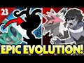 The biggest evo of all time to the moon pokemon xenoverse nuzlocke ep23