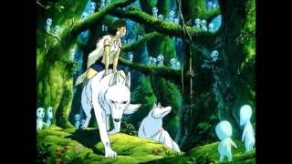 Princess Mononoke - Departure to the West