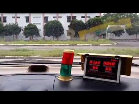 Sát hạch lái xe bằng B2 tại Trung tâm sát hạch loại 1 (Bửu Long - Đồng Nai) Full HD