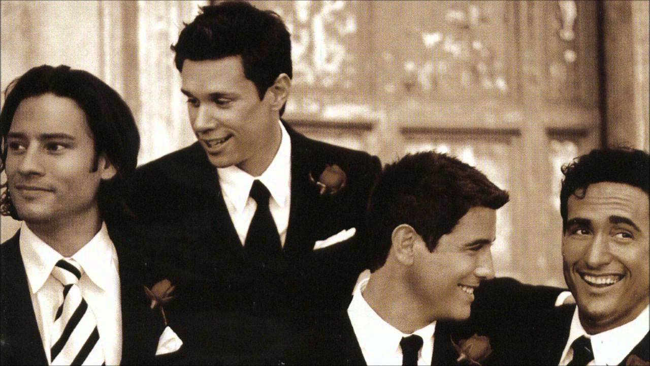 The man you love il divo 08 12 cd rip youtube - Il divo man you love ...