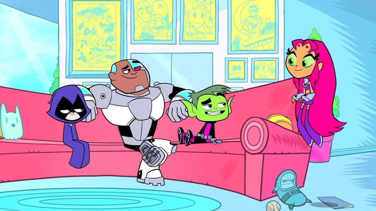 Teen Titans Go - Episode 30 - -1806