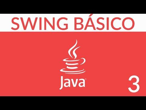 3.- JAVA Swing para principiantes - JButton, JPanel, JDialog