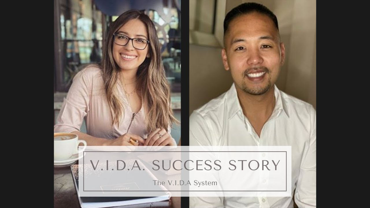 LCSWs Brandon and Kaelly give their testimony on the Group Coaching with the V.I.D.A. System