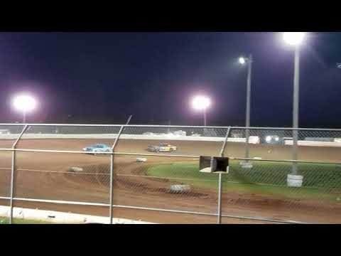 Pure Stock Feature - ABC Raceway 7/21/18