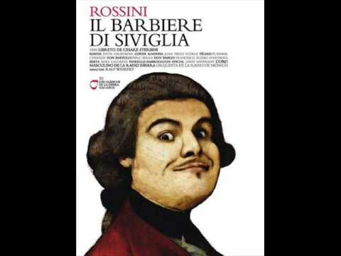 ROSSINI- THE BARBER OF SEVILLE- LARGO AL FACTOTUM