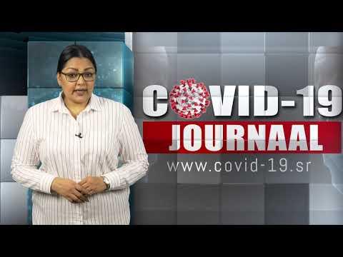 Het COVID 19 Journaal Aflevering 118 07 Januari