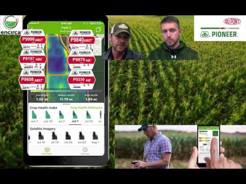 Encirca Services   Satellite Imagery!