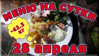 28 Питание для похудения дома ПП меню рецепты на день быстро похудеть без диеты ЖИРУКОПЕЦ