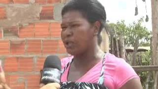 Ventania Derruba Telhado De Casa Na Vila São Domingos